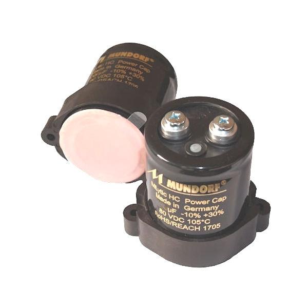MUNDORF MLHC, 33000uF/100V, ±20% Electrolytische Kondensator<br />Price per piece