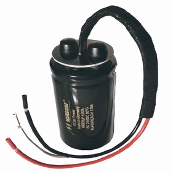 MUNDORF MPC68i, 68mF/25V ±20% Electrolytische condensator<br />Price per piece