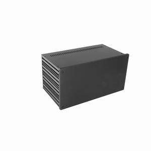 MODU Galaxy Magg. 1NGX387N-4U, 10mm black, Depth 170mm<br />Price per piece