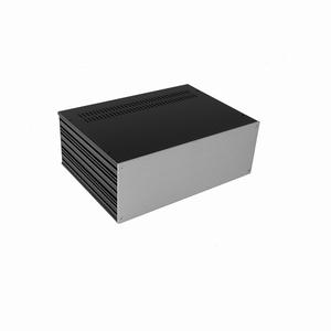 MODU Galaxy 1GX383-3U, Depth 230mm, silver front<br />Price per piece