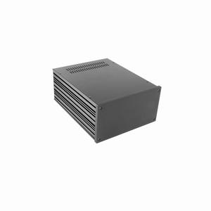 MODU Galaxy 1NGX288N-3U, 10mm black, Depth 280mm<br />Price per piece