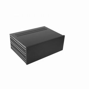 MODU Galaxy Magg. 1NGX383N-3U, 10mm schwarz, 230mm Tief<br />Price per piece
