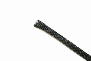 KACSA Snake skin, black, 6-18mm<br />Price per meter