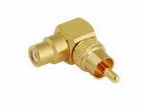 KACSA RP57G Cinch adapter<br />Price per piece