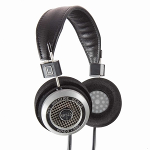 GRADO SR-325e SILVER ALUM. HEADPHONE ALLUMINIUM<br />Price per piece