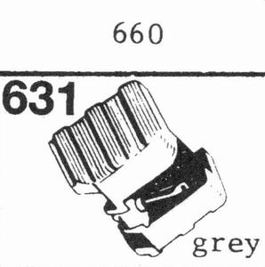 A.D.C. 660 Stylus, DS<br />Price per piece