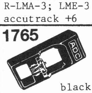 A.D.C. R-LMA 3(ACCUTRACK) Stylus<br />Price per piece