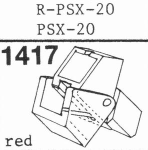 A.D.C. R-PSX-20  Stylus, ORIGINAL