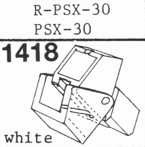 A.D.C. R-PSX-30  Stylus, ORIGINAL<br />Price per piece