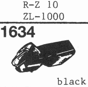 A.D.C. R-Z 10(FOR: ZL-1000) Stylus<br />Price per piece