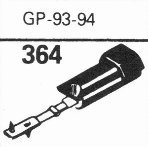 ACOS GP-93/94 Stylus, SN/DS<br />Price per piece
