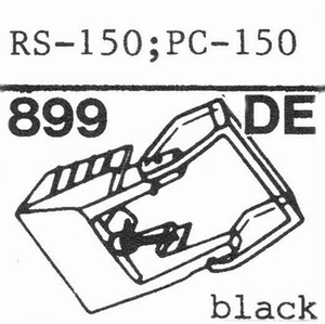 AKAI PC-150; RS-150 Stylus, DE-OR<br />Price per piece