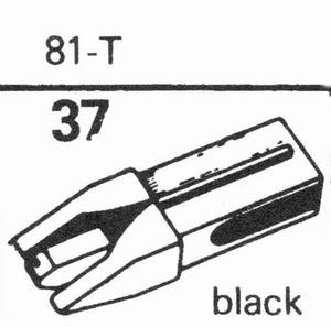 ASTATIC 81-T Stylus, SN/SM<br />Price per piece