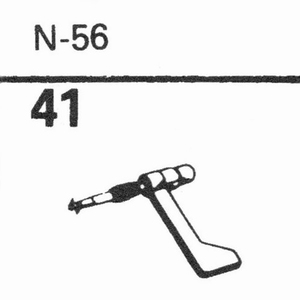 ASTATIC N-56 Stylus, SN/DS<br />Price per piece