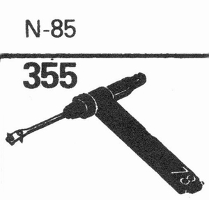ASTATIC N-85 Stylus, SN/DS<br />Price per piece