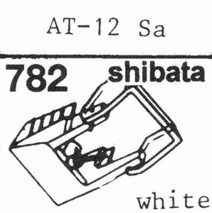 AUDIO TECHNICA AT-12 SA Stylus, HYPEL<br />Price per piece