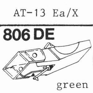 AUDIO TECHNICA AT-13 EA/X Stylus, DS