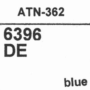 AUDIO TECHNICA ATN-362 BLUE Stylus, DE<br />Price per piece