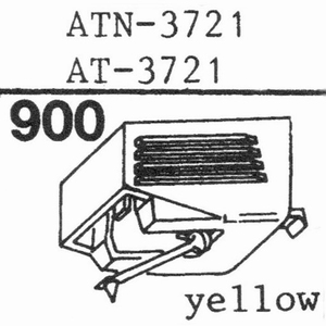 AUDIO TECHNICA ATN-3721 Stylus, DS-OR
