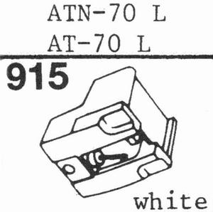 AUDIO TECHNICA ATN-70 L Stylus, DS