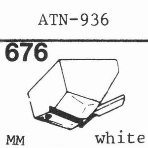 AUDIO TECHNICA CN-933; CN-936 Stylus, DS<br />Price per piece