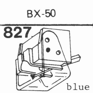 BELLEX BX-50 Stylus, DS