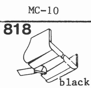 C.E.C. MC-10 Stylus, DS<br />Price per piece