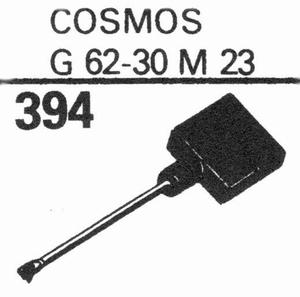 COSMO G.62.30.M.23 Stylus, DS<br />Price per piece