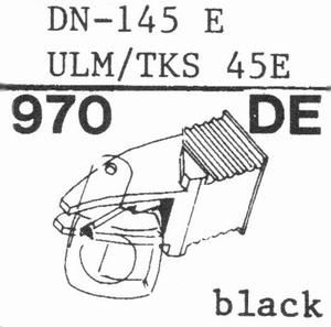 DUAL DN-145 E, ULM/TKS-45 E Stylus, DE
