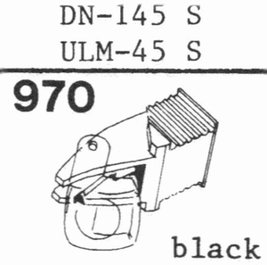 DUAL DN-145 S Stylus<br />Price per piece