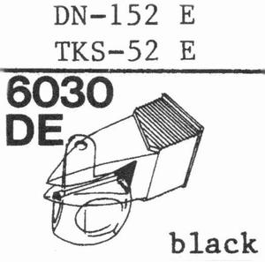 DUAL DN-152 E (DN-149 S) Stylus, ORIGINAL<br />Price per piece