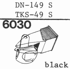 DUAL DN-152 E (ORTOFON) Stylus<br />Price per piece
