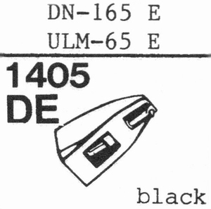 DUAL DN-165 E- COPY - Stylus, DE<br />Price per piece