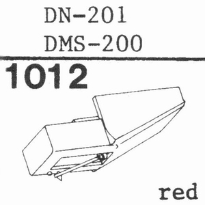 DUAL DN-201-COPY- Stylus, COPY<br />Price per piece