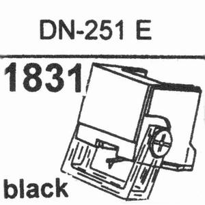 DUAL DN-251 E; DENON DSN-85 E Stylus, COPY