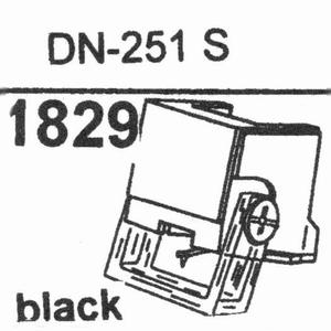 DUAL DN-251 S; DENON DSN-85 Stylus, COPY<br />Price per piece