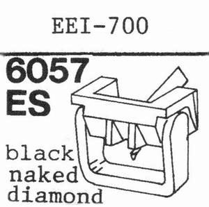 EEI 700 Stylus, ES<br />Price per piece