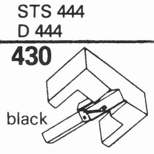 ELAC STS-444 E, D-444 E Stylus, DE