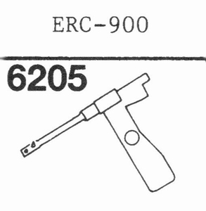ELECTRONIC REPROD. ERC-900 Stylus, SS/DS