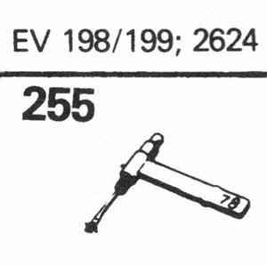 ELECTRO VOICE 198/199; 2624 Stylus, SS/DS<br />Price per piece