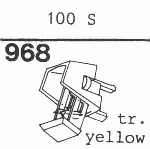 EMPIRE S-100 S, Stylus<br />Price per piece