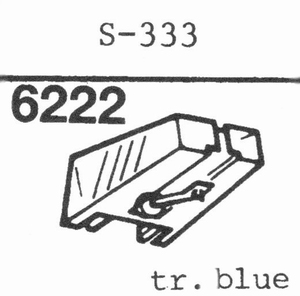 EMPIRE S-333 BLUE Stylus, DS<br />Price per piece