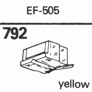EUROFUNK EF-505 Stylus, DS        *N.L.A.*