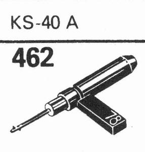 GARRARD KS-40 A Stylus, SS/DS<br />Price per piece