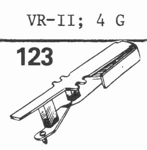 GENERAL ELECTRIC VR-II PLUG IN Stylus, DN