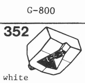 GOLDRING G-800 Stylus, DE