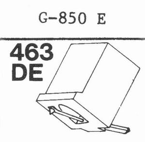 GOLDRING G-850 Stylus, DE-OR<br />Price per piece