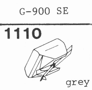 GOLDRING G-900 SE Stylus, HYPEL<br />Price per piece