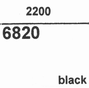 GOLDRING STYLUS 2200 Stylus<br />Price per piece
