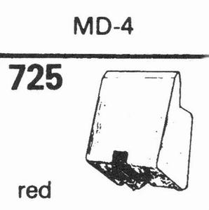 HAPE MD-4 Stylus, DS<br />Price per piece
